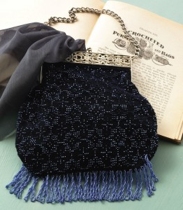 The project I want to jump into.  Beaded Crochet Bag