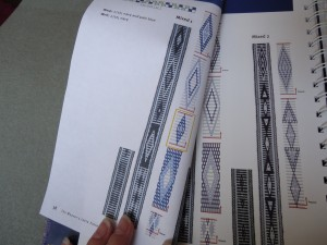 Compared copies - left has graph right is missing