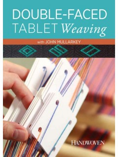 Double Faced Tablet Weaving Video
