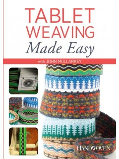 Tablet Weaving Made Easy Video
